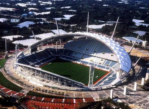 韓國世界杯場館--西歸浦(sogwipo)綜合體育場圖片